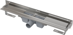 ALCAPLAST APZ4 650 podlahový žlab ke stěně - 1