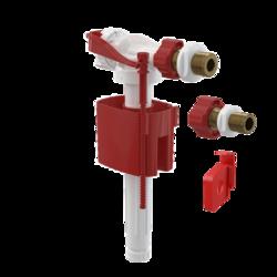 ALCAPLAST A160UNI Napouštěcí ventil boční kovový závit univerzální - 1